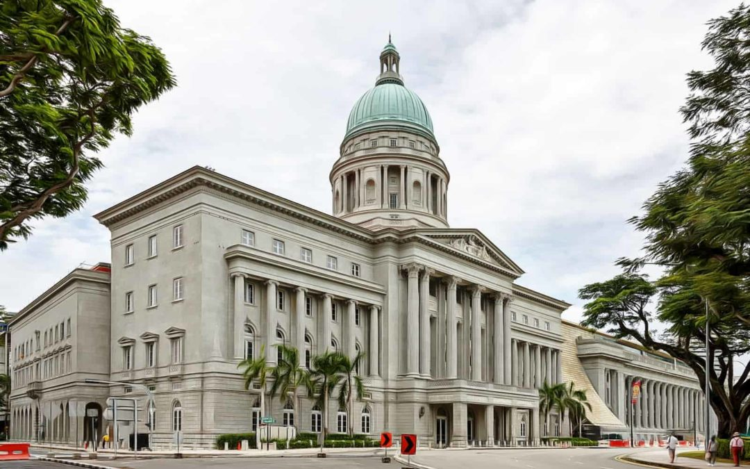 Международный коммерческий арбитраж входит в юрисдикцию Сингапурского Международного Коммерческого Суда