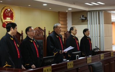 Китайский суд – Продолжение поставки товаров между новыми участниками сделки не означает правопреемство по предыдущей арбитражной оговорке